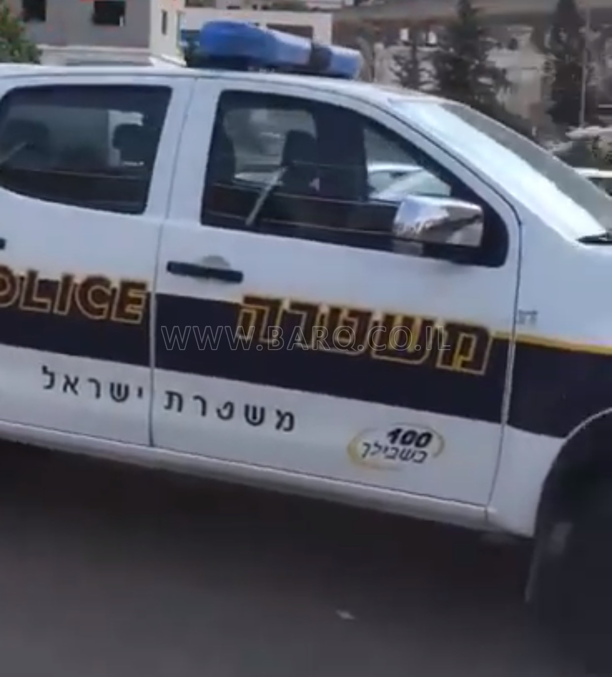 Photo of شاحنة تدهس شابة في حيفا واصابتها خطيرة