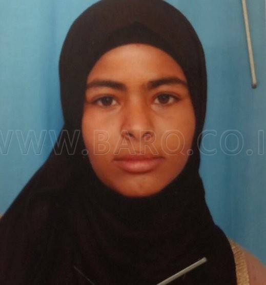 Photo of الشرطة تناشد بالمساعدة في العثور على الفتاة دُنيا حميدي من رهط