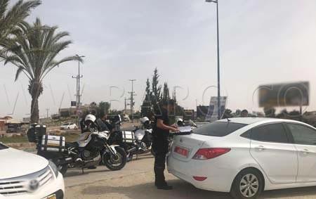 Photo of تحرير اكثر من  1500 مخالفة سير وشطب 18 مركبة، بالإضافة إلى اعتقال 9 سائقين
