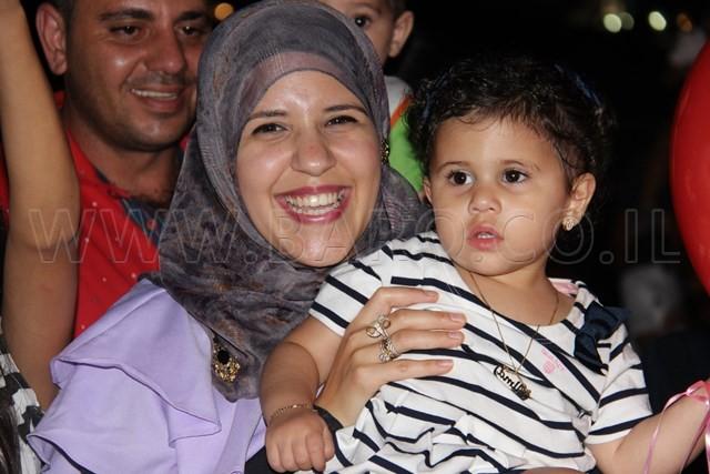 Photo of كفرقرع :صور أولية من كرنفال عيد الأضحى المبارك  بمشاركة الآلاف