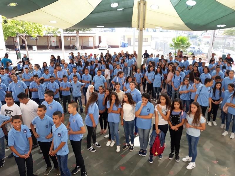 Photo of بدء العام الدراسي بالبلدات التي تعلّم بالسبت-2,310,000 طالب يعودون اليوم وغدا