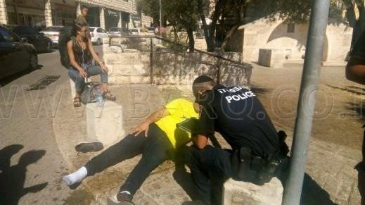 Photo of الناصرة، حملة وليد عفيفي: دهس ناشط خلال توزيع دعوات المهرجان الانتخابي
