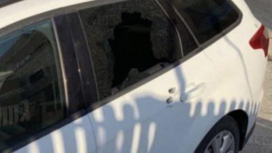 Photo of اطلاق النار على سيارة المربي ابراهيم يونس مدير مدرسة خالد سليمان واستنكار عارم