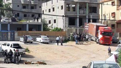 Photo of قوات الهدم ترافقها قوات كبيرة من الشرطة تهدم بناية في كفرقاسم بحجة البناء غير المرخص