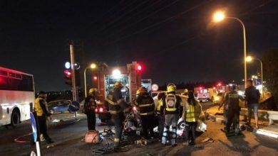 Photo of مصرع شاب بحادث طرق على شارع 6 قرب مدينة الطيرة