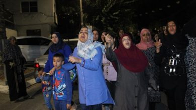 Photo of كفرقرع: آلاف في مسيرة تضامنية مع عائلة ضحية جريمة القتل قاسم غاوي