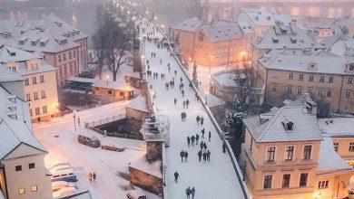 Photo of السياحة في التيشك ، مدينة براغ عاصمة التشيك من اجمل مدن العالم