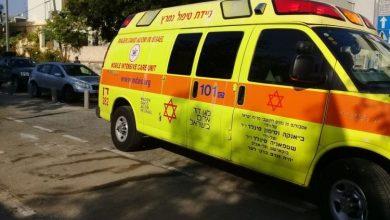 Photo of إصابة طفلة (3 سنوات) جراء تعرضها للدهس في رهط