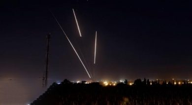 Photo of اطلاق قذيفتين من قطاع غزة باتجاه جنوب اسرائيل دون اصابات او اضرار