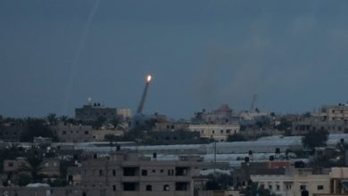 Photo of سرايا القدس تعلن وقف إطلاق الصواريخ  الجيش الاسرائيلي يشنّ غارات على غزة