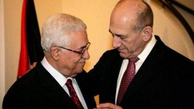 Photo of أولمرت في لقائه مع أبو مازن: لا ينوي شن حرب ضد إسرائيل أو ضد خطة ترامب