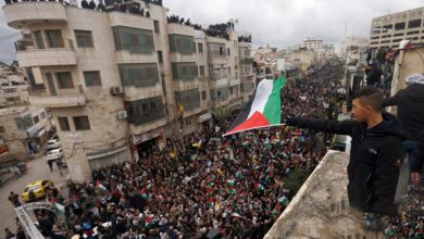 "Photo of فلسطين قالت ""لا"""