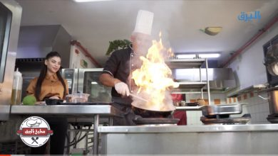 Photo of مطبخ البرق : رول الباذنجان باللحم على طريقة الشيف احمد فريد عثامنة