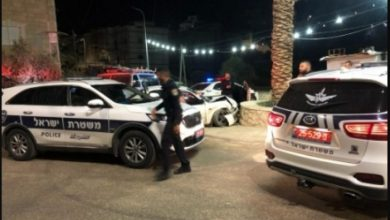 Photo of جسر الزرقاء: اصابة رجل بجراح متوسطة باطلاق نار