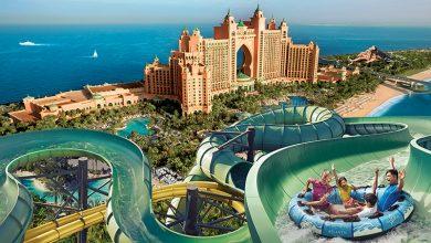 Photo of توفير اكثر من 70 % 😃 : فندق اتلانتس في جزيرة 🌴 النخيل في إمارة دبي 🇦🇪  فيه ايضاً اكبر منتجع مائية الشرق الاوسط