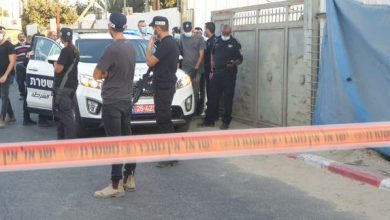 Photo of مقتل شاب عربي إثر تعرّضه لإطلاق رصاص في ورشة بناء بمدينة اللد