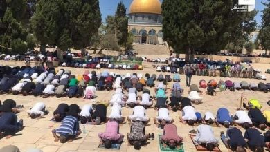 Photo of الرئيس الأمريكي ترامب: سيسمح للمسلمين من حول العالم بزيارة المسجد الأقصى