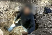 Photo of اعتقال مشتبه في الثلاثينات من عمره من قرية المشهد بسرقة آثار