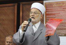 Photo of الشيخ عكرمة صبري: البعض يدعون وفاة أقاربهم بكورونا للحصول على أموال!