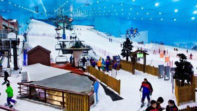 Photo of مدينة الثلوج دبي 🇦🇪  … داخل الأمارات مول   اضخم منتجع ثلجي بالعالم
