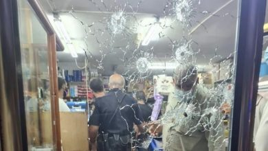 Photo of اطلاق نار على محل تجاري في الفريديس دون اصابات