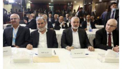 Photo of الفصائل الفلسطينية تتفق على تشكيل لجنة لإنهاء الانقسام خلال 5 أسابيع