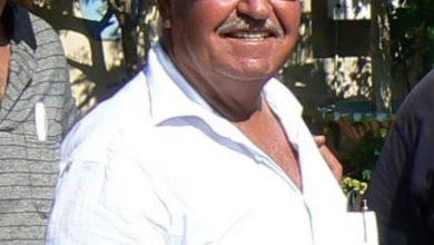 Photo of كفرقرع : وفاة الحاج  أحمد سعيد سلمان زحالقة – ابو السعيد