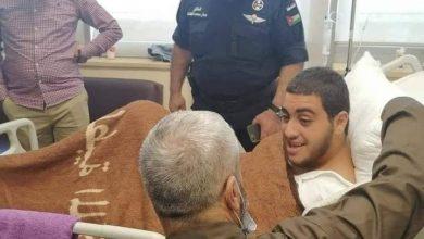 Photo of مدير الامن العام يمكن والد الفتى صالح من زيارة ابنه داخل المسشتفى