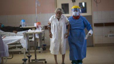 Photo of وفاة مسن (90 عامًا) من أبو سنان في مستشفى نهاريا متأثرًا باصابته بفيروس كورونا