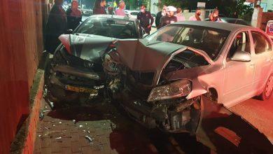 Photo of كفرقرع : حادث طرق اسفر عن اربع اصابات