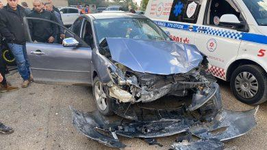 Photo of كفرقرع: حادث طرق بين مركبة رباعية الدفع وخاصّة يسفر عن إصابة