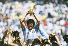 Photo of وفاة أسطورة كرة القدم الأرجنتيني دييجو أرماندو مارادونا عن عمر ناهز 60 عامًا