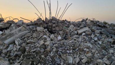 Photo of الطيرة: هدم منزل اسلام قشوع بحجة البناء الغير مرخص