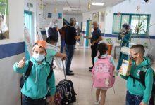 Photo of غدا الثلاثاء 24.11.2020 عودة طلاب الصفوف الخامسة – السادسة