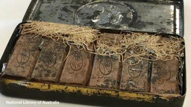 Photo of كيف تتصورون مذاق شوكولاتة عمرها 120 عاماً؟