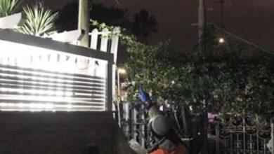 Photo of اصابة خطيرة لشاب سقط عن علو بسبب الرياح في اللد