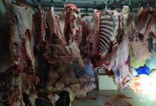 Photo of ضبط 800 كغم من اللحوم الفاسدة في طمرة