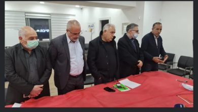 Photo of القائمة المشتركة: منصور عباس خرج عن إرادة الناس وانشقّ عن المشتركة