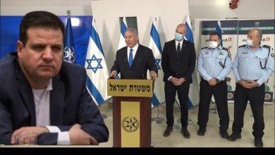 Photo of أيمن عودة غير راضي عن خطة الحكومة للقضاء على عالم الجريمة