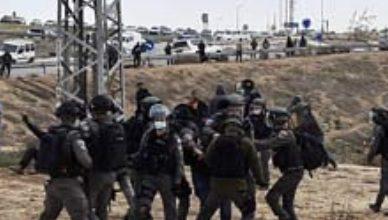 Photo of بعد ابادة المزروعات في النقب : مواجهات بين اهال والشرطة ، اعتقالات وإلقاء  قنابل غاز