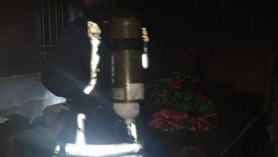 Photo of كفرعقب:  مصرع أب واصابة ابنته وزوجته اثر اندلاع حريق في منزلهم