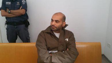 Photo of السجن الفعلي لمدة 5 سنوات على محمود جبارين من ام الفحم بالتواصل مع حزب الله