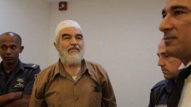 Photo of المحكمة تصادق على تمديد الحبس الانفرادي للشيخ رائد صلاح 6 أشهر أخرى
