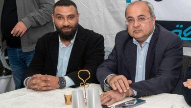 Photo of هيثم زحالقة يستضيف ممثلي القائمة المشتركة في حلقة بيتية