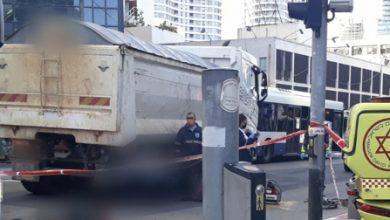 Photo of مصرع راكبة كوركونيت باصطدام مع شاحنة في تل أبيب