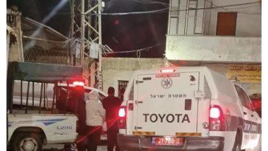 Photo of أم الفحم: إصابة شاب وفتى بجراح خطيرة ومتوسطة بعد تعرضهما لإطلاق نار