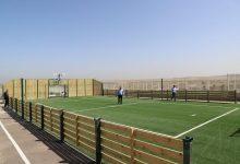 Photo of مجلس محلي كفرقرع ينهي اعمال بناء ملعب كرة قدم   في المدرسة العربية اليهودية