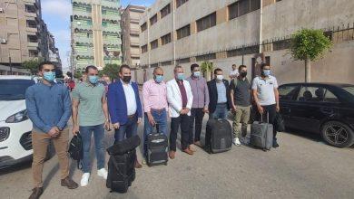 Photo of أطباء مصرين  في طريقهم إلى  شمال سيناء للمشاركة في علاج مصابي غزة