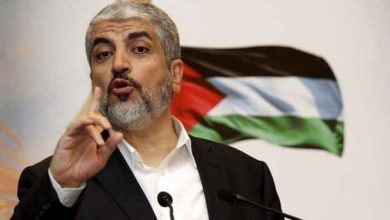 "Photo of مشعل يعلن شروط ""حماس"" لوقف التصعيد"
