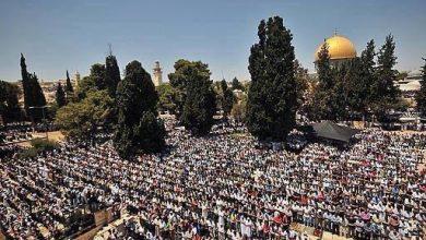 Photo of آلاف المصلين يستعدون لأداء صلاة الجمعة الأخيرة من شهر رمضان المبارك في الأقصى